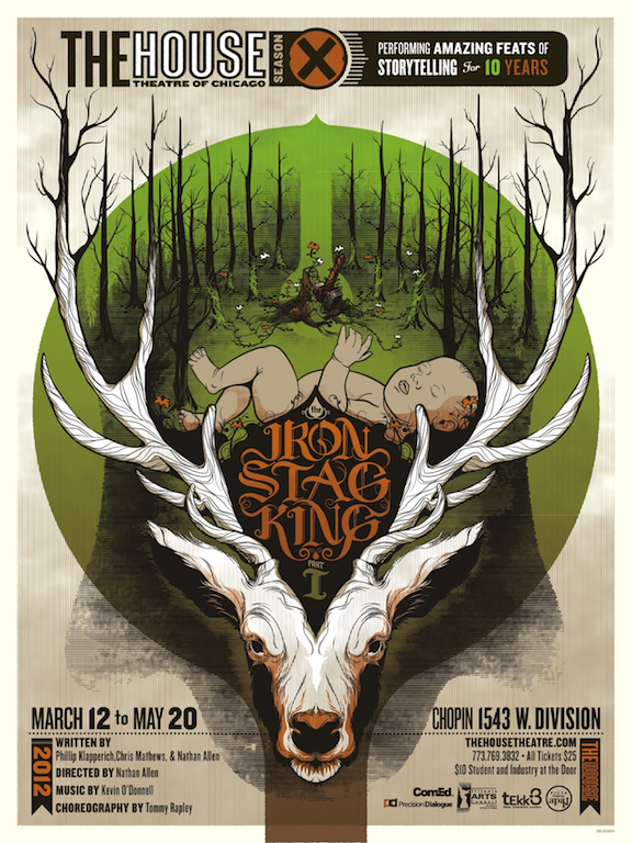 Iron Stag King – Part 1